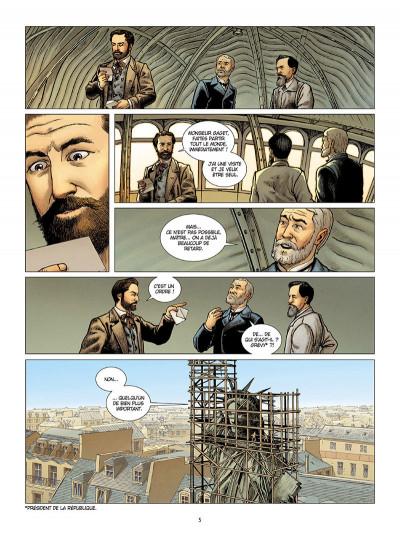 Page 3 L'Homme de l'année tome 11