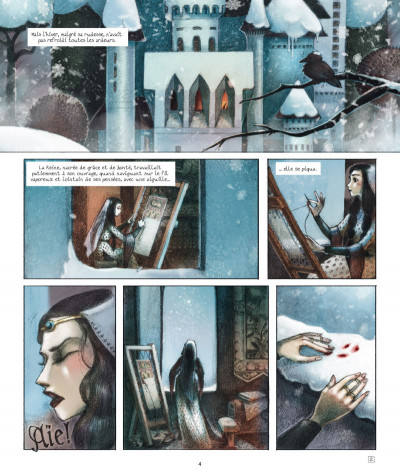 Page 2 Blanche Neige