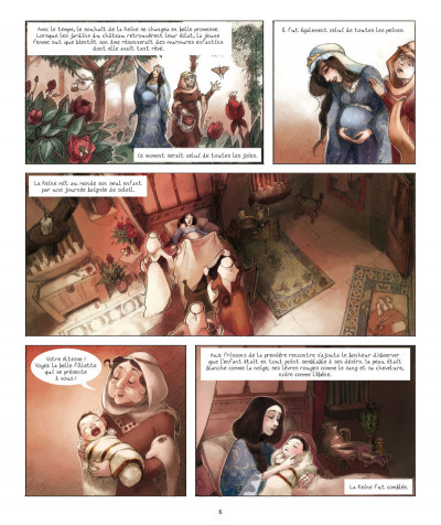 Page 3 Blanche Neige