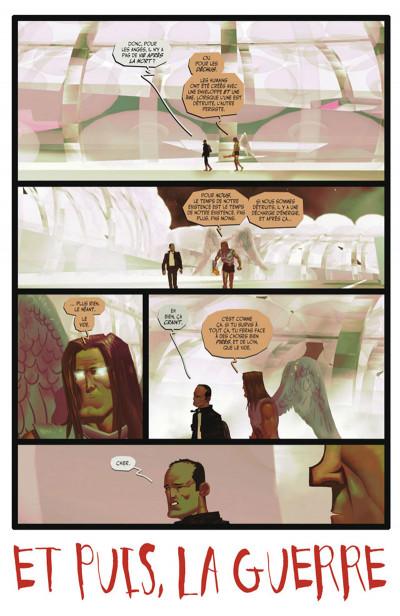 Page 1 Ten Grand tome 2 - Paradis perdu