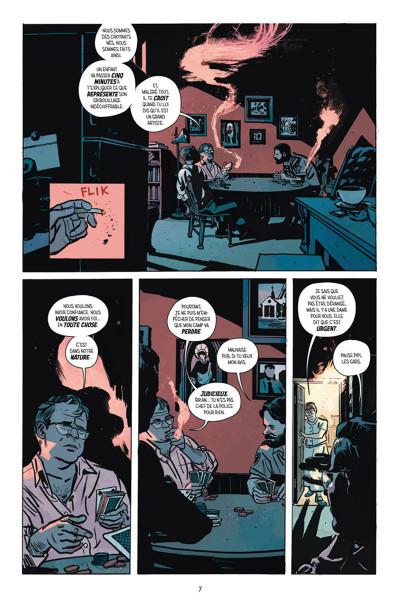 Page 3 Outcast tome 1