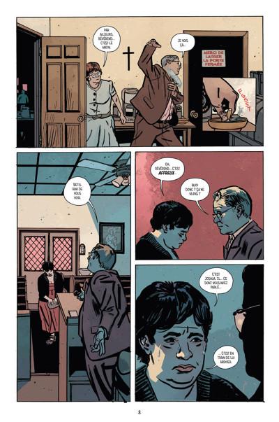 Page 4 Outcast tome 1