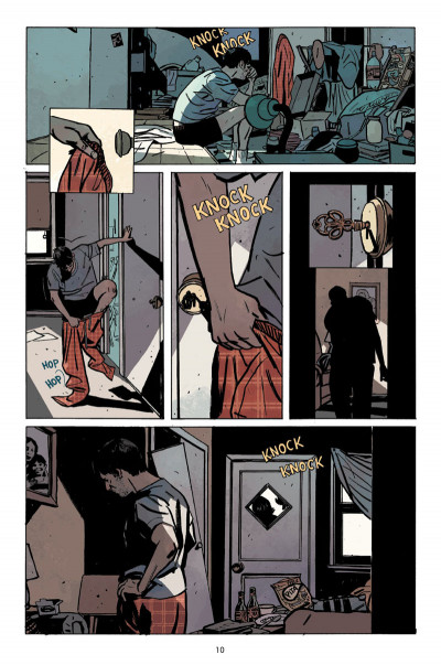 Page 7 Outcast tome 1