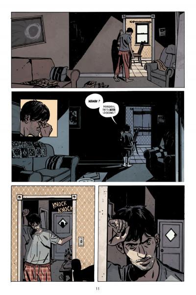 Page 8 Outcast tome 1