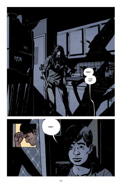 Page 9 Outcast tome 1