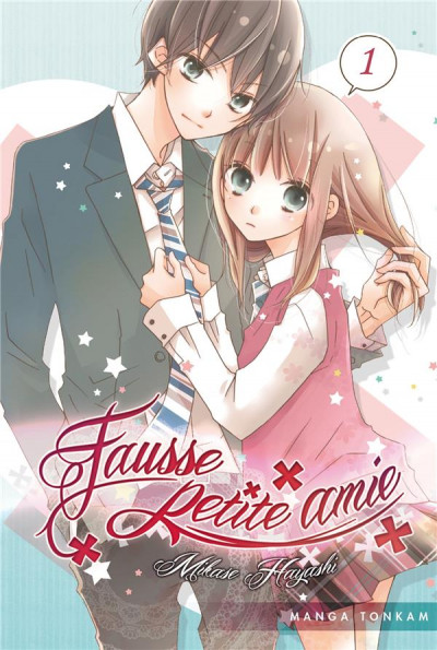Couverture Fausse Petite Amie tome 1