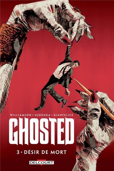 image de Ghosted tome 3 - Désir de mort
