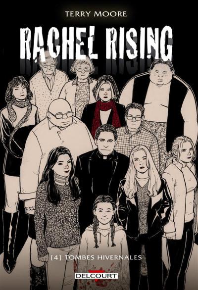 Couverture Rachel Rising tome 4