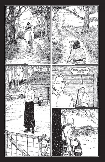 Page 1 Rachel Rising tome 4