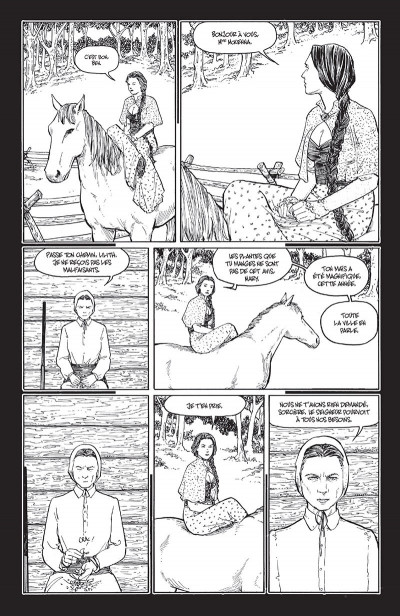 Page 2 Rachel Rising tome 4