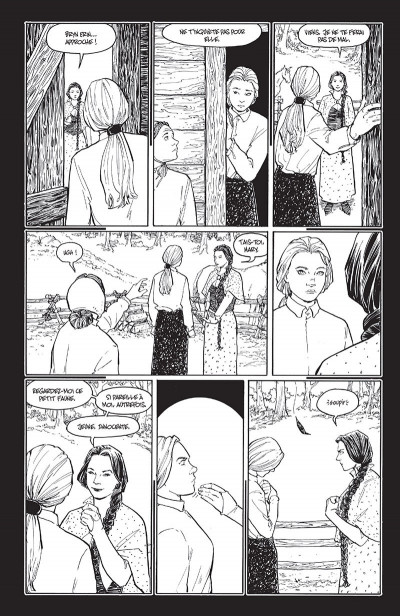 Page 4 Rachel Rising tome 4