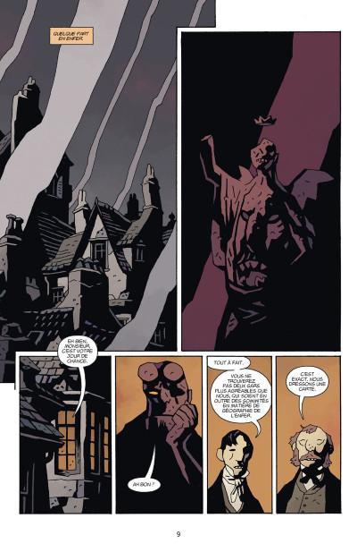 Page 1 Hellboy en enfer tome 2