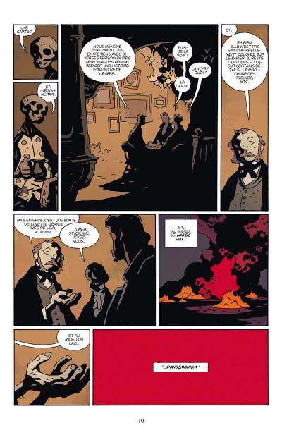 Page 2 Hellboy en enfer tome 2