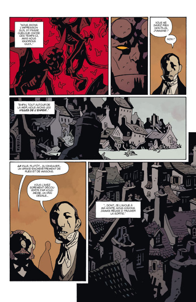Page 3 Hellboy en enfer tome 2