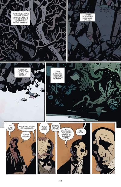 Page 4 Hellboy en enfer tome 2