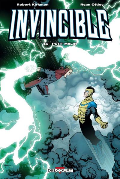 Couverture Invincible tome 15