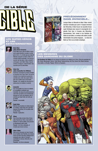 Page 6 Invincible tome 15