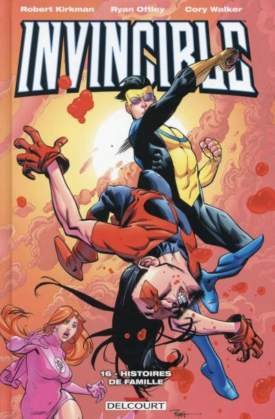 image de Invincible tome 16 - Histoires de famille