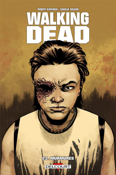 Couverture Walking Dead tome 23