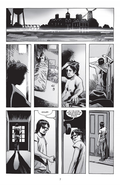 Page 1 Walking Dead tome 23