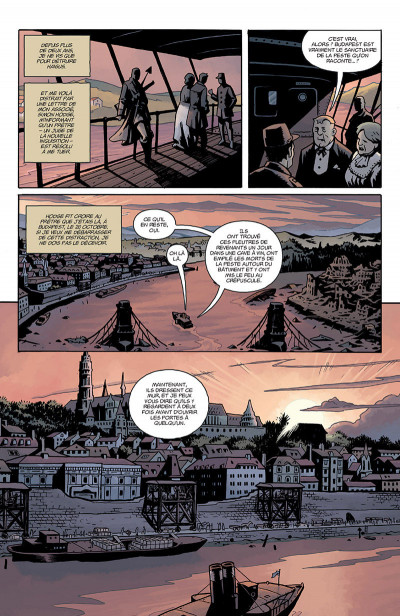 Page 1 Lord Baltimore tome 4
