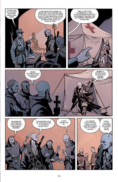 Page 3 Lord Baltimore tome 4