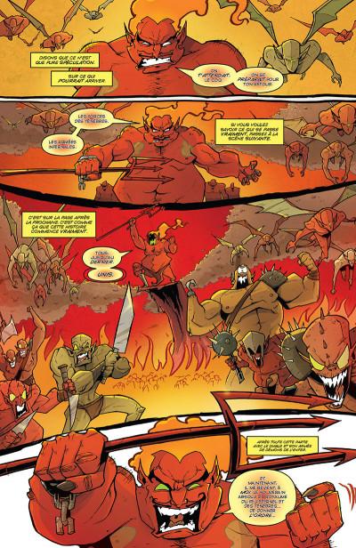 Page 3 Tony Chu, détective cannibale tome 10