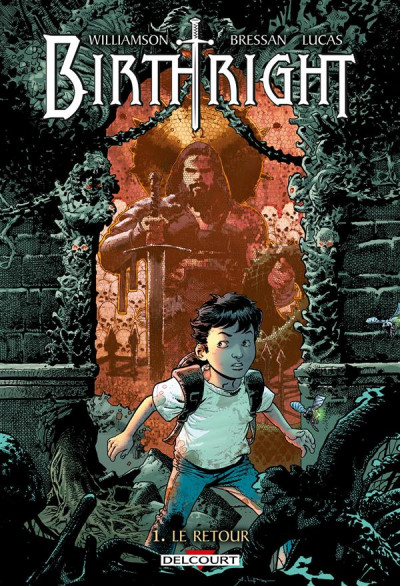 Couverture Birthright tome 1