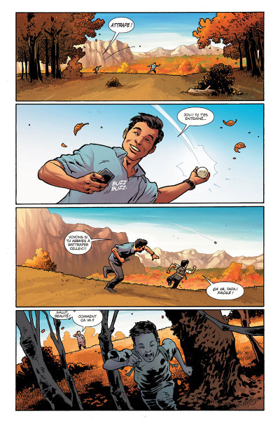 Page 1 Birthright tome 1