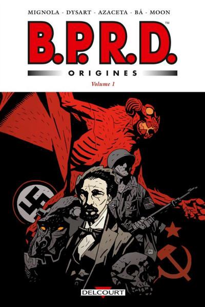 image de B.P.R.D. - Origines tome 1 - 1946/1947