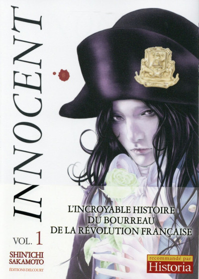 Couverture Innocent tome 1