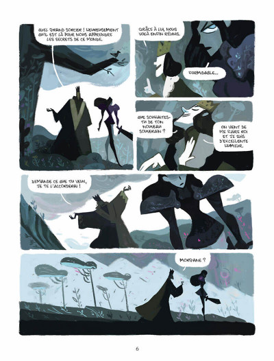 Page 9 Morgane