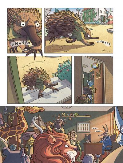 Page 2 Panique au zoo