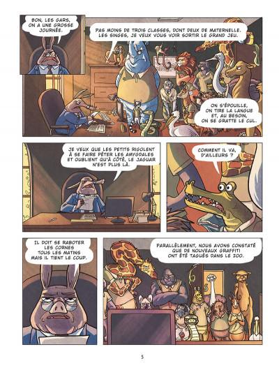 Page 3 Panique au zoo