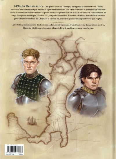 Dos Valois tome 1 + ex-libris offert