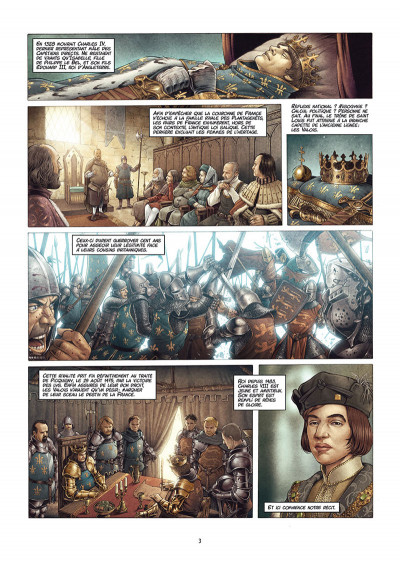 Page 1 Valois tome 1 + ex-libris offert
