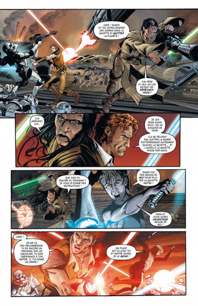 Page 2 Star Wars - Legacy tome 1 (édition 2015)