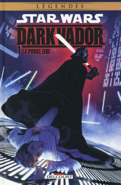 Couverture Star Wars - Dark Vador tome 1 - La Purge Jedi