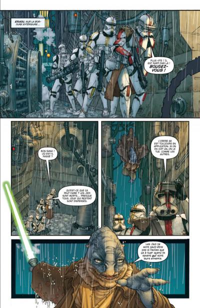 Page 1 Star Wars - Dark Vador tome 1 - La Purge Jedi