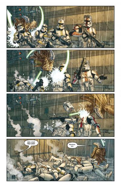 Page 2 Star Wars - Dark Vador tome 1 - La Purge Jedi