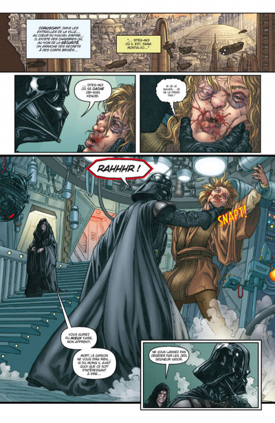 Page 4 Star Wars - Dark Vador tome 1 - La Purge Jedi