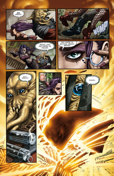 Page 2 Star Wars - Clone Wars tome 1 (édition 2015)