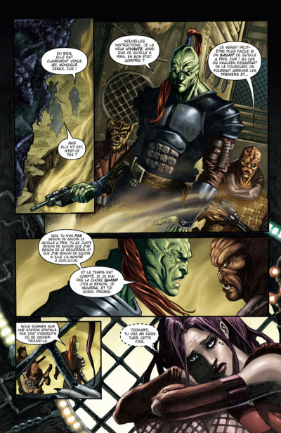 Page 3 Star Wars - Clone Wars tome 1 (édition 2015)