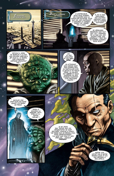 Page 4 Star Wars - Clone Wars tome 1 (édition 2015)