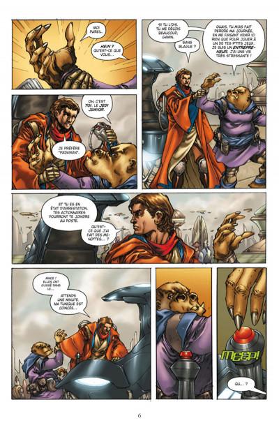 Page 2 Star Wars - Chevaliers de l'Ancienne République tome 1 (édition 2015)
