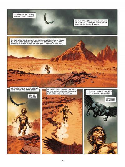 Page 3 Le chant des stryges tome 18
