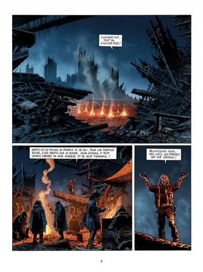 Page 8 Le chant des stryges tome 18
