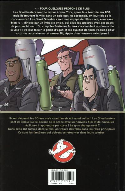 Dos Ghostbusters tome 4 - Pour quelques protons de plus