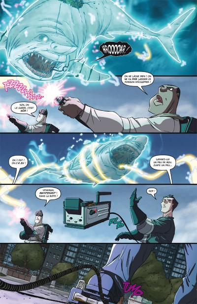 Page 2 Ghostbusters tome 4 - Pour quelques protons de plus