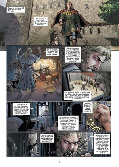 Page 2 Les reines de sang - Aliénor, la légende noire tome 5